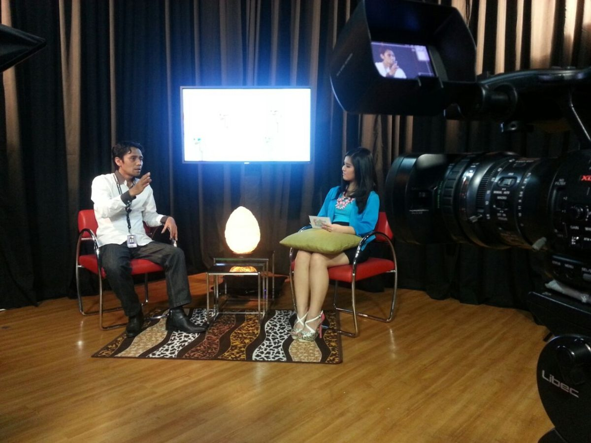 Narasumber Binus TV Program Acara Rumah Demokrasi