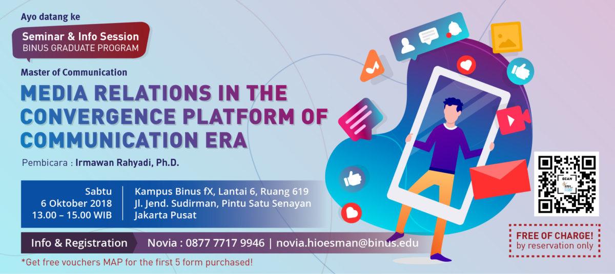 Seminar & Info Session MIK