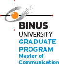 BINUS S2 Communication